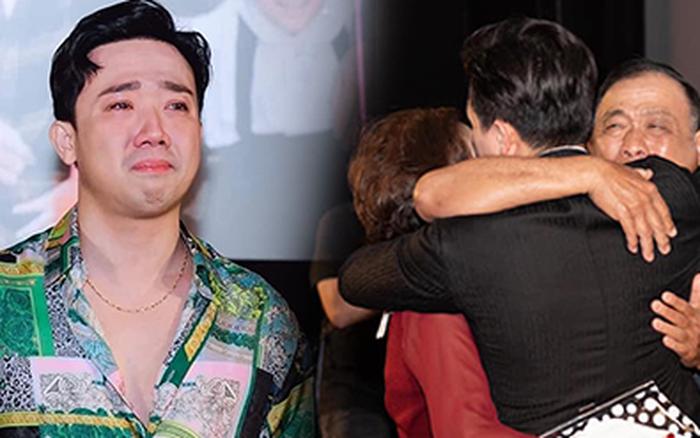 Em gái Trấn Thành hé lộ lý do bố bật khóc nức nở tại họp báo: Hoá ra có liên quan đến trận cãi nhau trong gia đình?