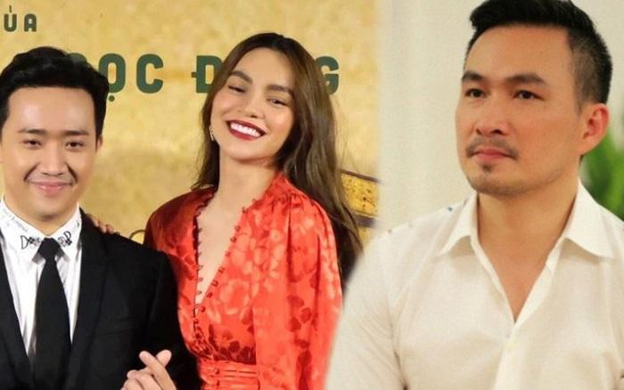 Chi Bảo thẳng thắn nói về câu review gây tranh cãi của Hà Hồ về phim Trấn Thành: