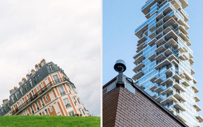 Khó mà tin trên thế giới có những công trình với kiến trúc quái dị thế này, chỗ cuối cùng mới