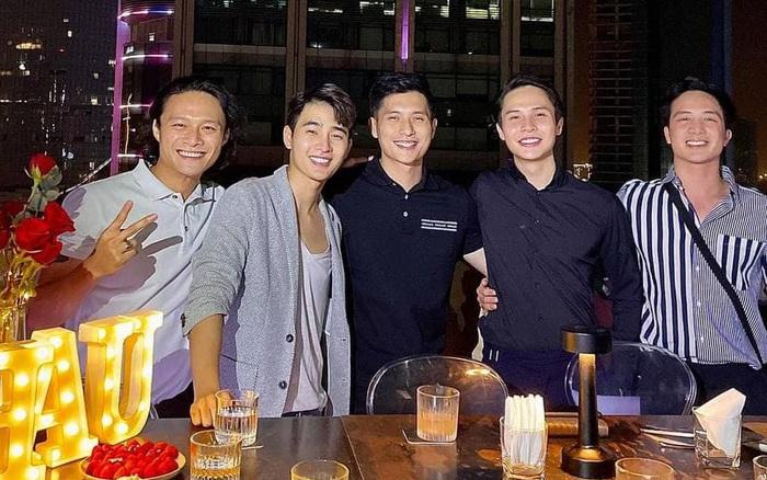Dàn trai đẹp Người Ấy Là Ai hội ngộ: Lâm Bảo Châu đã có chủ, 4 chàng còn lại thì sao? - người ấy là ai