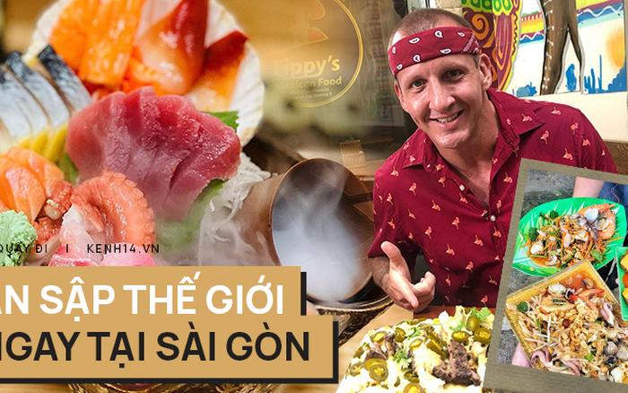 Ăn đồ nước ngoài giá siêu bình dân ở Sài Gòn: Dưới đây là 10 địa chỉ nổi tiếng nhất, cầm theo 100k là no nê cả buổi!