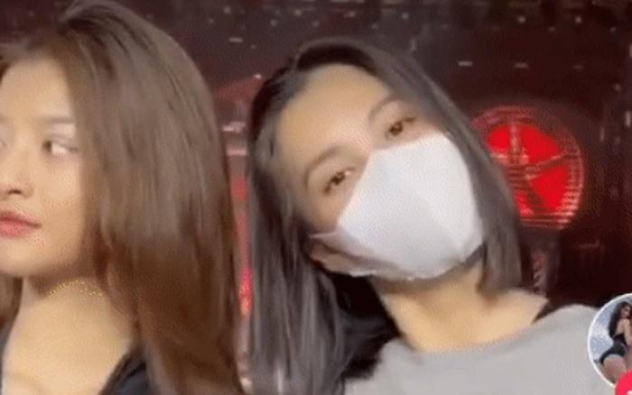 Tiểu Vy và Kiều Loan xuất hiện tại buổi tổng duyệt Rap Việt Concert, 2 nàng hậu sẽ