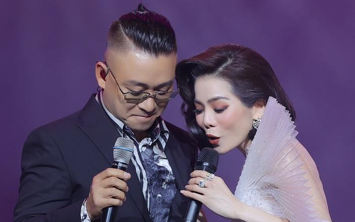 """Từng song ca Mỹ Tâm, Thu Phương nhưng Tuấn Hưng khẳng định: """"Nữ ca sĩ hát hay nhất đối với tôi chỉ có mình Lệ Quyên"""""""