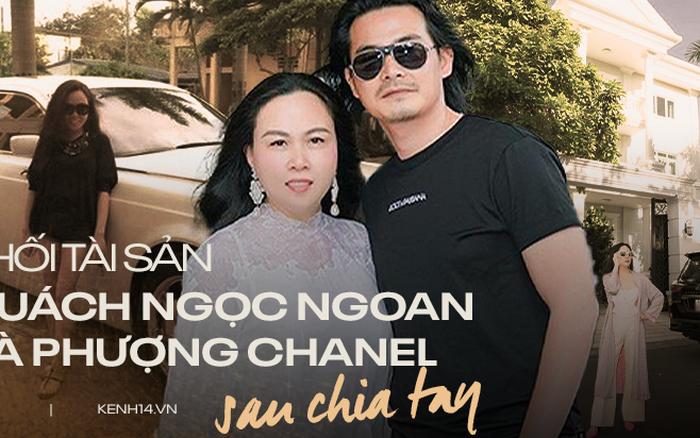 Khối tài sản của Phượng Chanel - Quách Ngọc Ngoan: Nàng có biệt thự tiền tỷ, chàng có trang trại 10.000m2 - tống đông khuê