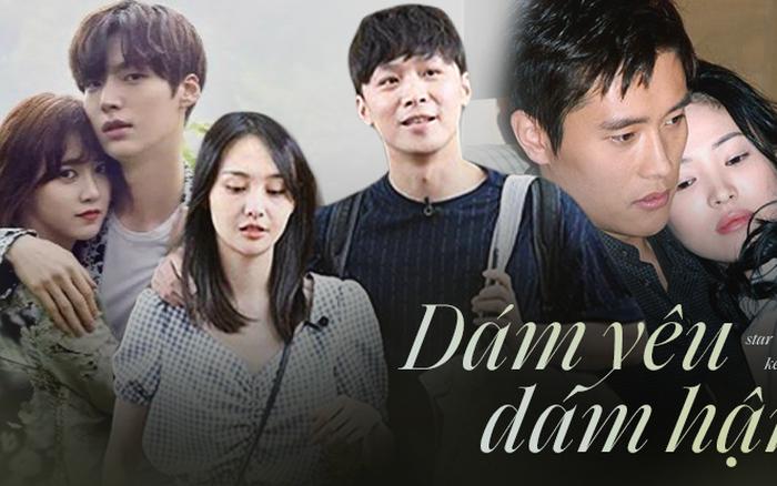 Dám yêu dám hận, 4 mỹ nhân châu Á trở mặt cực gắt khi cạn tình: Song Hye Kyo quá lạnh lùng nhưng chưa là gì so với Trịnh Sảng