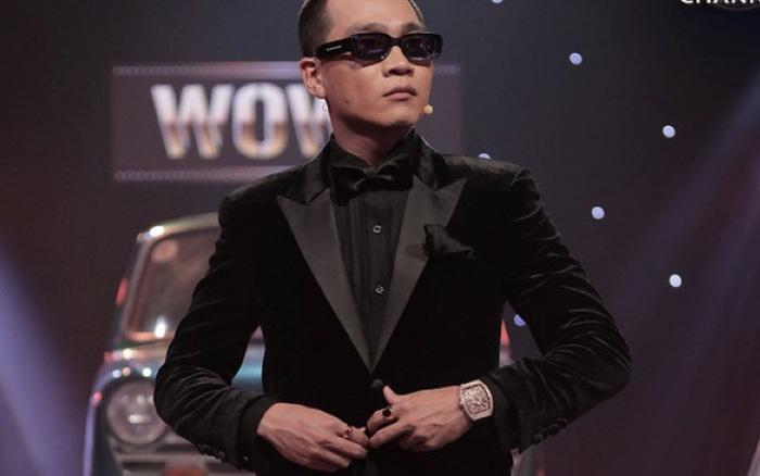 Wowy chính thức xác nhận tham gia Rap Việt mùa 2!