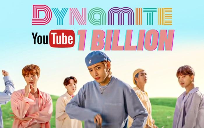 """MV Dynamite chỉ mất hơn 7 tháng để cán mốc 1 tỷ view, giúp BTS phá kỷ lục của BLACKPINK và cho toàn bộ các nhóm Kpop """"ngửi khói"""""""