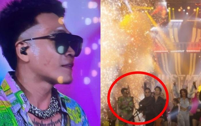Kết thúc Rap Việt Concert 2 ngày, Wowy bỗng