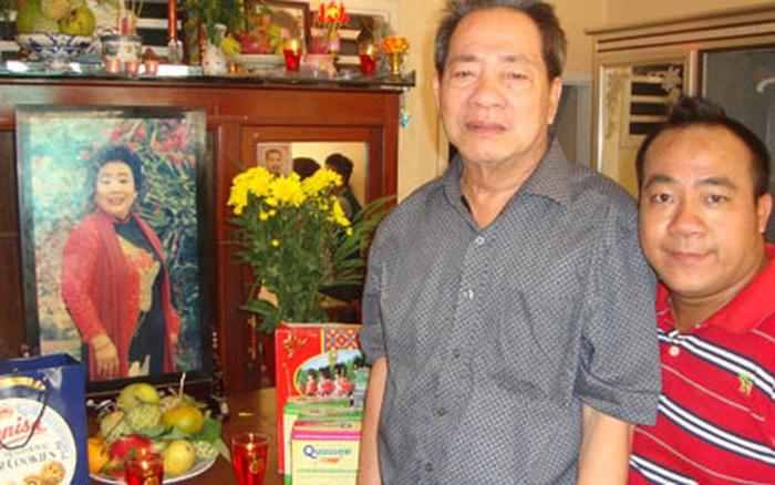 NS Đức Lang - bố ruột Hiếu Hiền đột ngột qua đời, Cát Phượng xót xa: