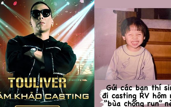 Thí sinh casting Rap Việt mùa 2 được Tóc Tiên tặng