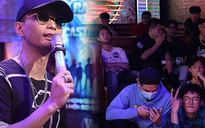 Casting Rap Việt ngày 2 vẫn nghẹt thí sinh dù mưa to, tiếp tục lộ diện