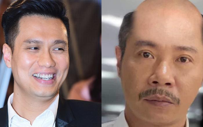 Việt Anh đùa dai tung ảnh ông Vụ (NS Công Lý) bị cạo trọc đầu để giải quyết ân oán trên phim, chính chủ phản ứng cực gắt!