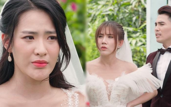 Hớn hở đi chụp hình cưới, cô dâu phát hiện mình bị trùng chú rể ở Cây Táo Nở Hoa
