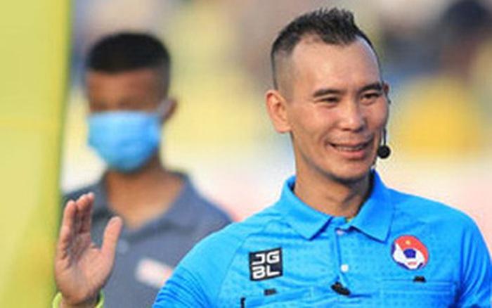 Trọng tài V.League nhờ công an vào cuộc vì bị thủ môn CLB TP.HCM hành hung