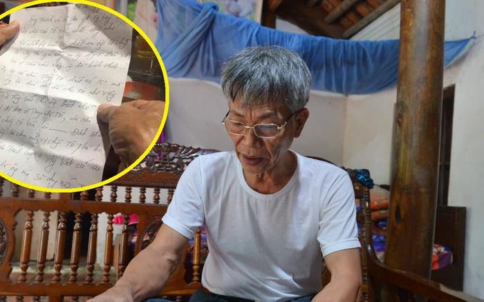 Vụ 2 vợ chồng mất tích bí ẩn ở Thanh Hóa: Người nhà nhận được bức thư đe dọa ''Tôi sẽ bóp cổ từng người một...