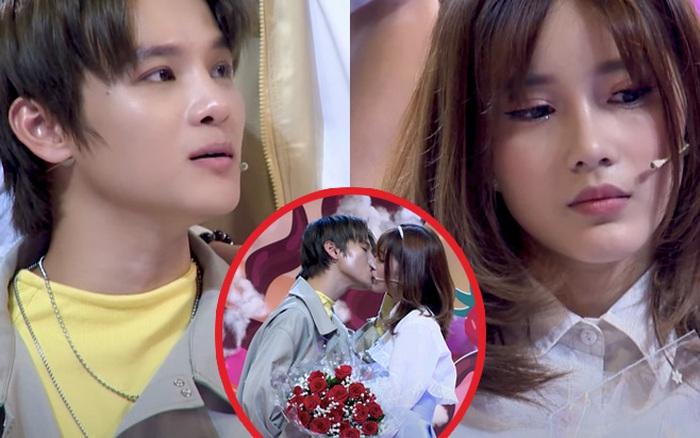 """Phạm Đình Thái Ngân nhận rổ """"gạch đá"""" khi đòi hôn bằng được nữ chính show hẹn hò rồi thẳng thừng từ chối!"""