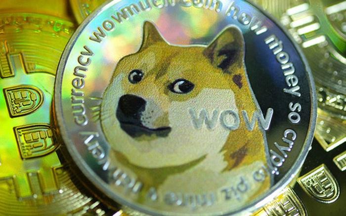 Dogecoin, đồng tiền số mang biểu tượng con chó: Bắt đầu như một trò đùa, giờ đây vốn hóa đạt 40 tỷ USD, nằm trong top 10