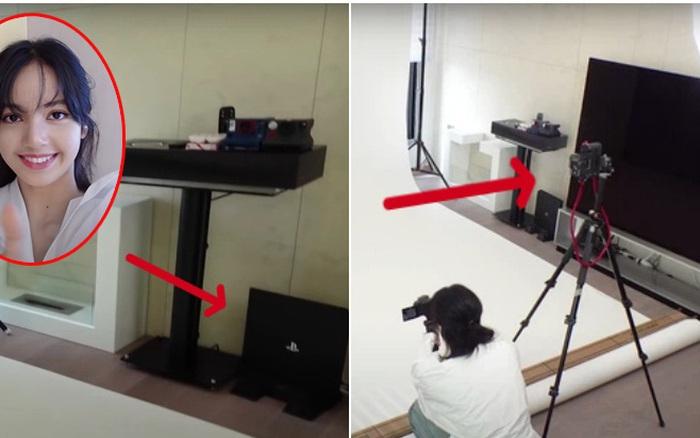 Soi đồ công nghệ nhà Lisa (BLACPINK), thứ gì cũng có nhưng đáng chú ý nhất là chiếc tivi có giá gần 700 triệu đồng