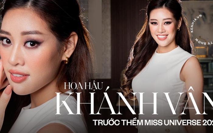 Gặp Khánh Vân trước khi sang Mỹ thi Miss Universe 2020: Gần như offline khỏi MXH, muốn bật khóc vì tập luyện quá nặng