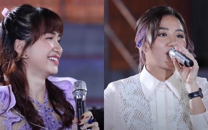 Màn tuyên bố chưa từng có của Hòa Minzy với Văn Mai Hương:
