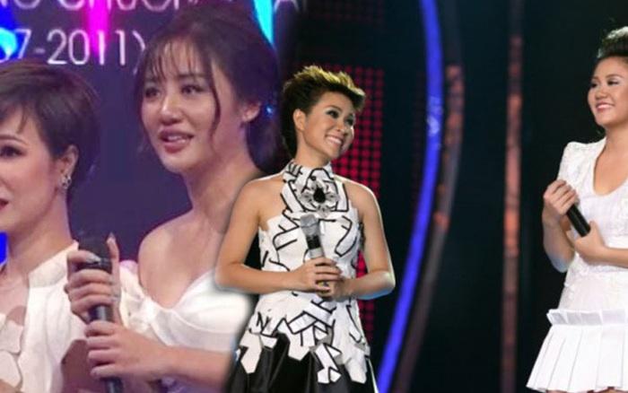 Uyên Linh & Văn Mai Hương sau 11 năm đăng quang: