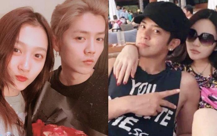Nay Cbiz náo loạn vì 2 cặp đôi: Luhan - Quan Hiểu Đồng chính thức