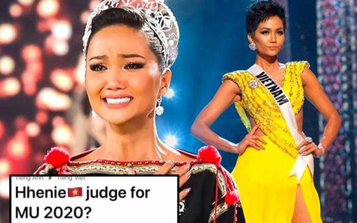 Rầm rộ tin Hoa hậu H'Hen Niê sẽ thành giám khảo Miss Universe 2020, khán giả Việt và Philippines tranh cãi nảy lửa