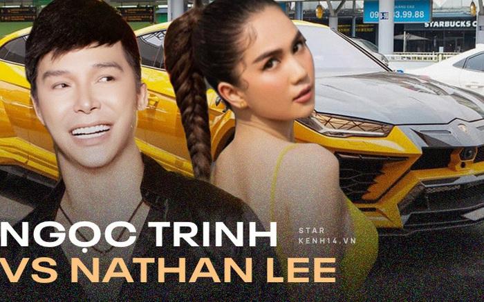 Cuộc chiến Nathan Lee - Ngọc Trinh bước sang chương mới: Đọ siêu xe, khoe của và tiếp theo là gì?