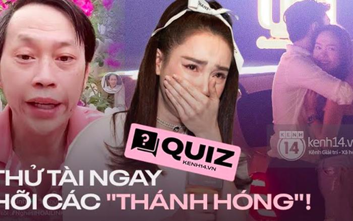 Hóng biến Vbiz tháng 4: Từ đại chiến ngầm Ngọc Trinh - Nathan Lee tới drama của Trấn Thành rồi Nhã Phương, bạn đã kịp biết từ A đến Z?