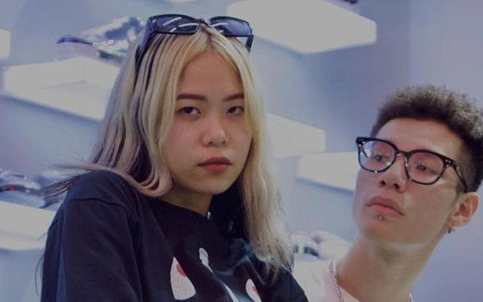 Tlinh và MCK lại tạo dáng khiến người xem đỏ mặt, netizen ý kiến: