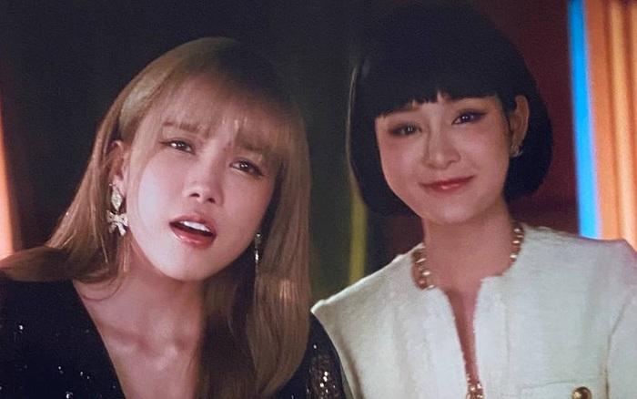Nhan sắc Hiền Hồ trong MV mới với Thiều Bảo Trâm nhìn gượng gạo quá, cả má lẫn môi đều sưng phồng như tượng sáp?