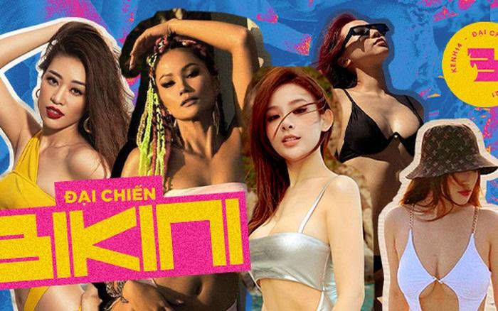 Xin thông báo: Đại chiến bikini hot nhất hè này chính thức bắt đầu!