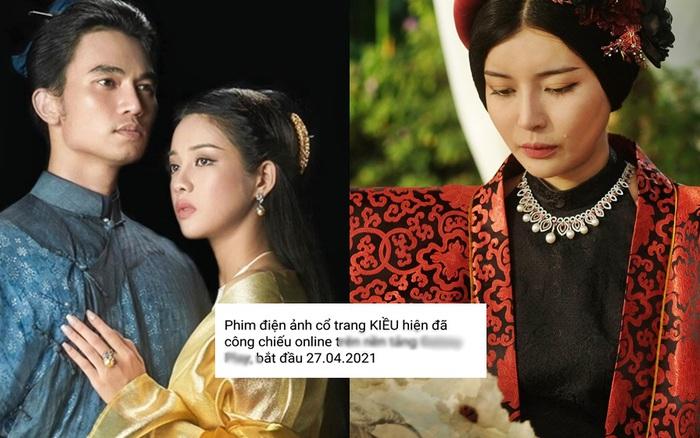 Doanh thu thấp thảm hại, phim 18+ Kiều lại vừa tạo ra một kỷ lục mới chưa từng có của điện ảnh Việt