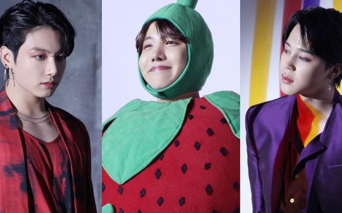 Cả 6 thành viên BTS rủ nhau chụp concept vừa ngầu vừa sexy nhưng quên báo cho j-hope mất rồi?