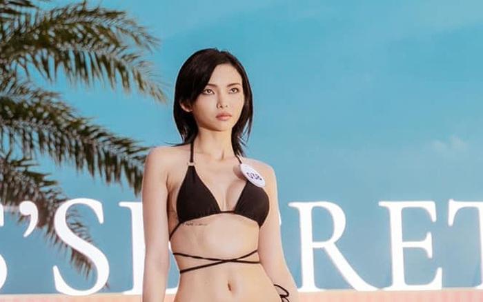 Cựu thí sinh Vietnam's Next Top Model được đích thân Ngọc Trinh khen
