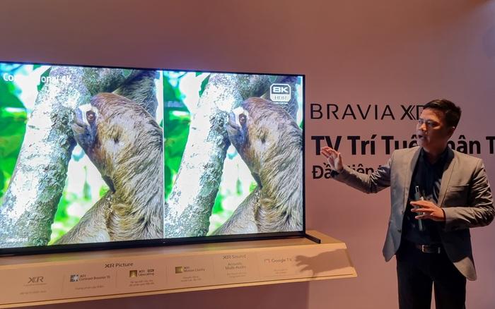 Cận cảnh loạt TV Sony BRAVIA XR cao cấp vừa được ra mắt tại Việt Nam: từ