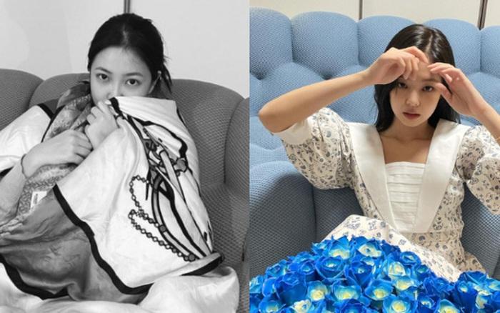 Yeri (Red Velvet) gây bão MXH vì để lộ