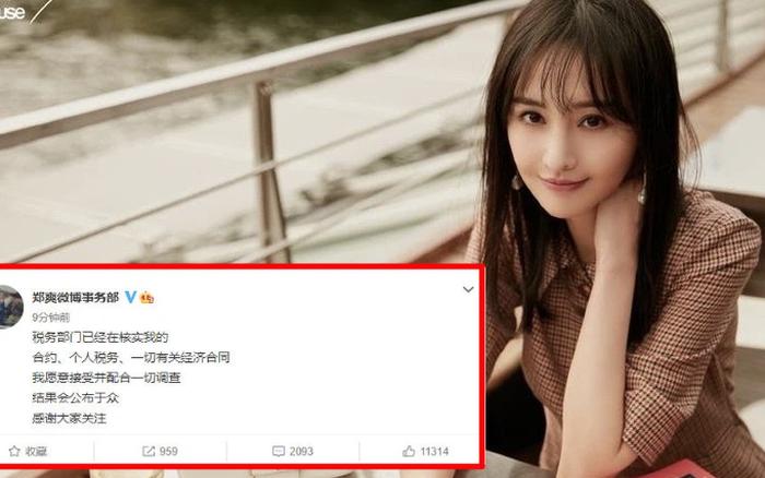 NÓNG: Trịnh Sảng chính thức lên tiếng về scandal trốn thuế sau khi đòi 640 tỷ cát xê, thái độ của nữ diễn viên gây tranh cãi