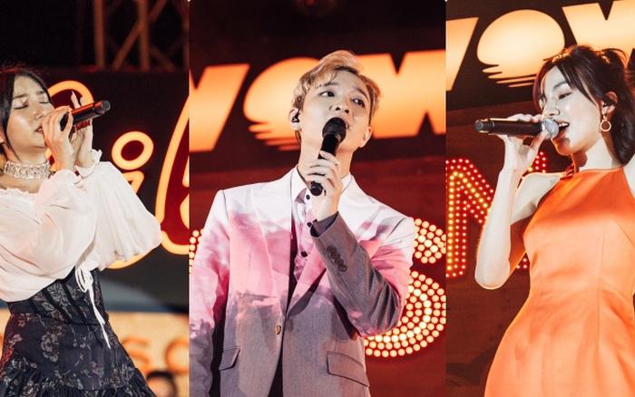 Hoàng Dũng - Orange - Gigi Hương Giang lần đầu hát live ca khúc mới nhất, cover luôn hit Sơn Tùng, Rosé và còn nhiều hơn thế!