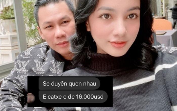 Tình trẻ của chồng cũ Lệ Quyên được mời đi ăn với giá 400 triệu đồng, mỹ nhân Hoa hậu Việt Nam phản ứng ra sao?