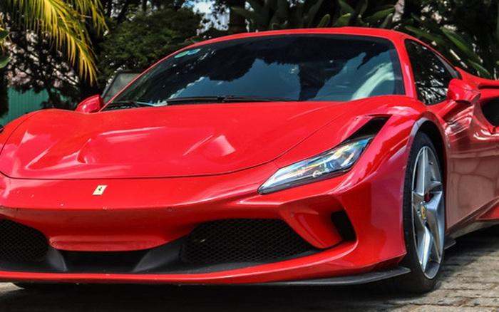 Ferrari F8 Tributo của nữ doanh nhân Phú Yên lần đầu đi