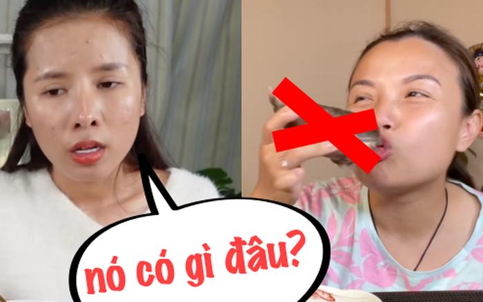 Chủ kênh TikTok 3 triệu follow công khai bênh vực Quỳnh Trần JP vụ ăn chân gấu, netizen phẫn nộ: Chị muốn bị tẩy chay không?