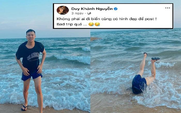 Không phải ai đi biển cũng có ảnh đẹp, bộ ảnh của Duy Khánh sẽ cho bạn biết thế nào là