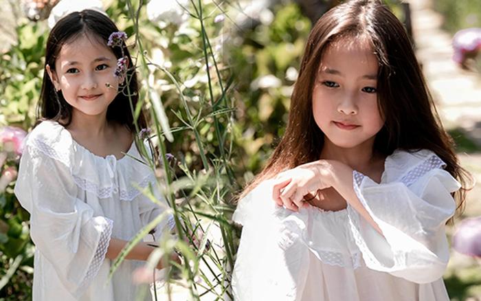 Hà Kiều Anh tung bộ ảnh của con gái, xuất sắc cỡ nào mà Mai Phương Thuý và cả dàn hậu thi nhau nhảy vào trầm trồ?