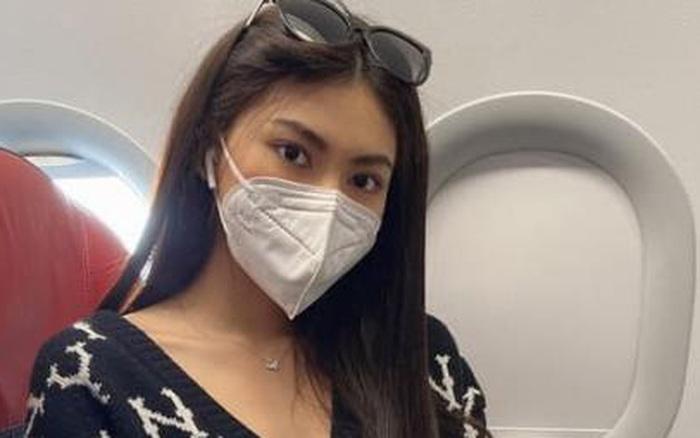 Á hậu Ngọc Thảo đã về Việt Nam hậu dừng chân ở top 20 Miss Grand, tình trạng sức khoẻ hiện tại thế nào?