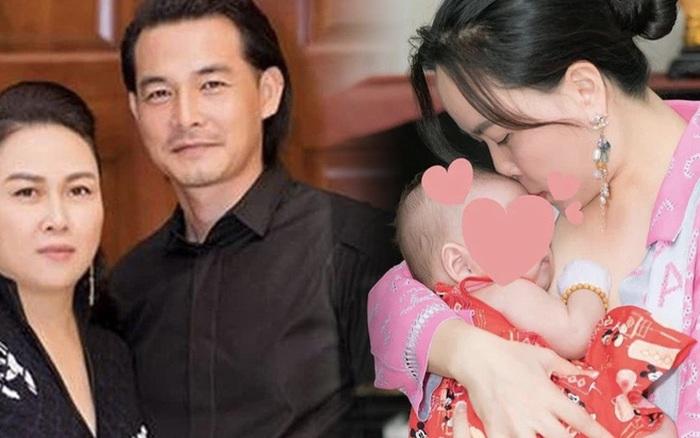 Không thể biết con gái của Phượng Chanel và Quách Ngọc Ngoan bao nhiêu tuổi khi cả bố lẫn mẹ đều