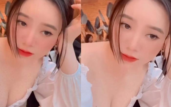 """Clip: Hơn 10 giây Quỳnh Kool khoe visual mong manh, nhưng netizen chỉ dán mắt vào vòng 1 lấp ló """"ná thở"""""""
