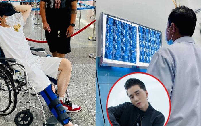 1 ngày trước concert Rap Việt, Karik đăng cả giấy khám khớp gối, nhìn kết luận không thể không lo lắng