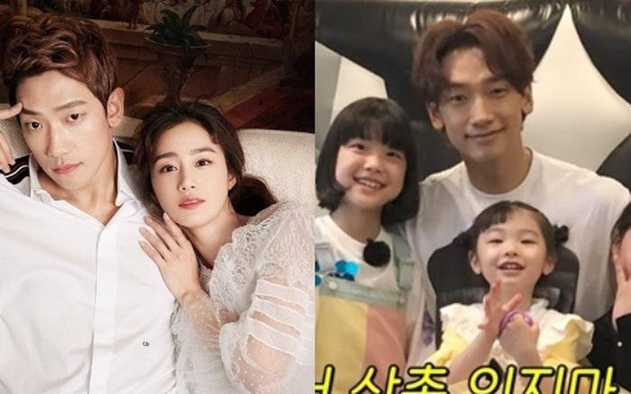 Bi Rain thăm con của cặp đôi idol đình đám, ai ngờ lên top Naver vì