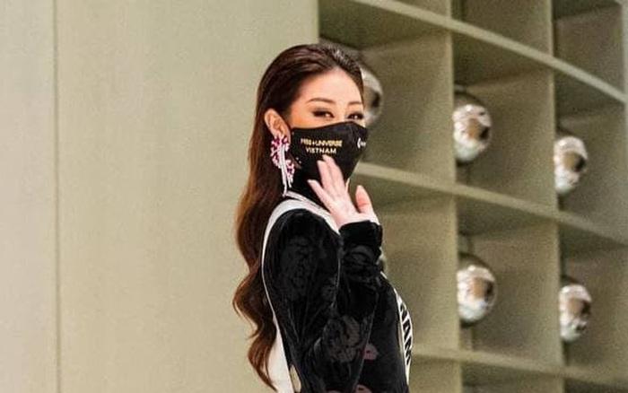 Khánh Vân khiến netizen